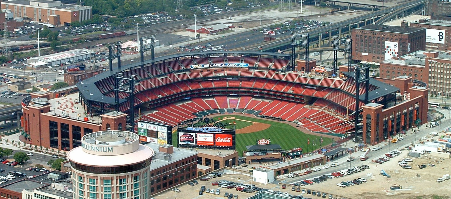 Busch Stadium Baseball Heaven In St Louis St Louis